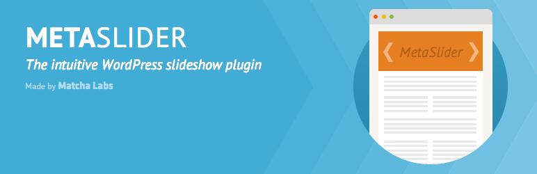 ایجاد اسلایدر در وردپرس با افزونه Meta Slider