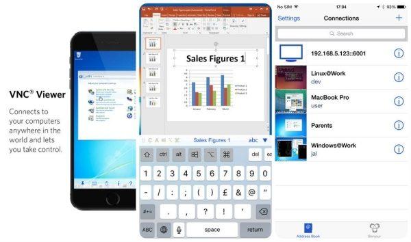 ios Remote Desktop