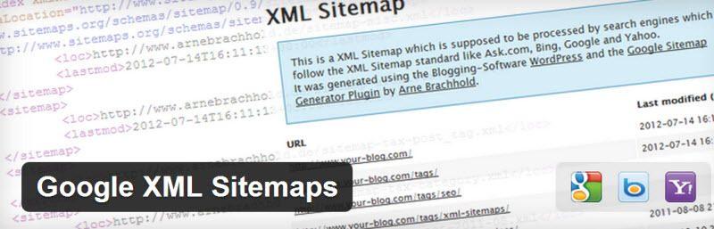 ایجاد نقشه سایت در وردپرس با افزونه Google sitemap