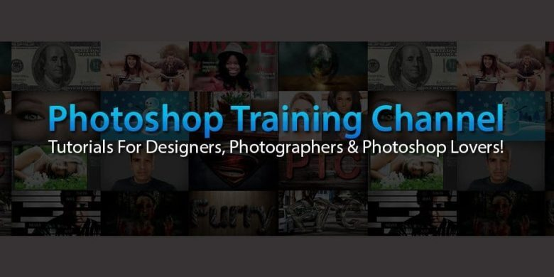 Photoshop Training Channel