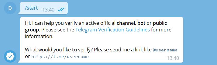 Verify Bot