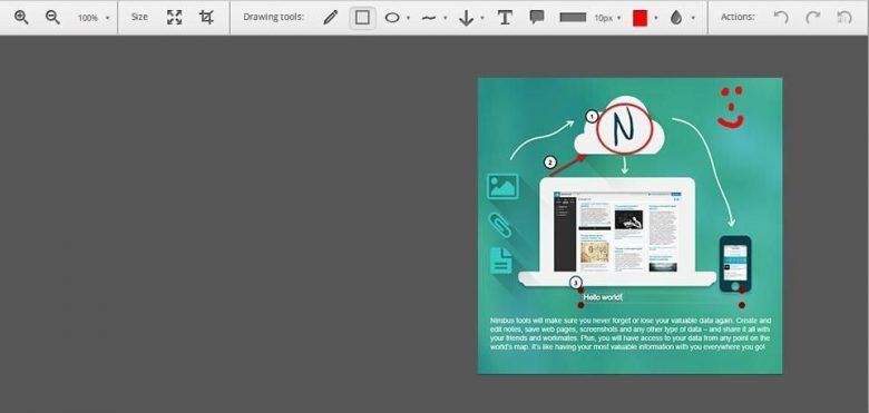 Nimbus Screenshot & Screen Video Recorder
