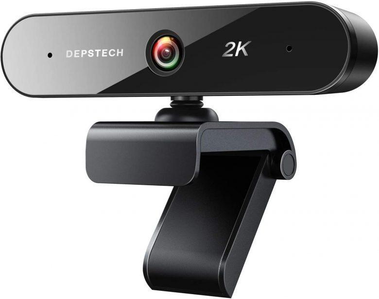 Depstech 2K QHD Webcam