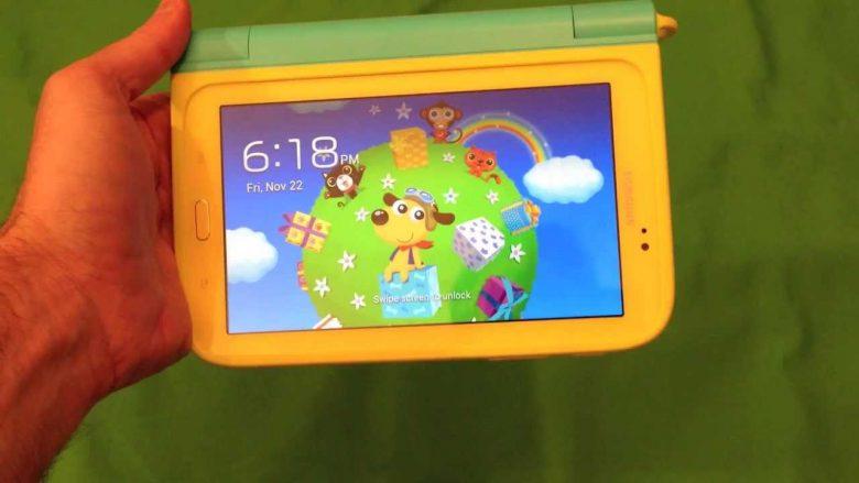 Samsung Galaxy Tab E Lite Kids Tablet
